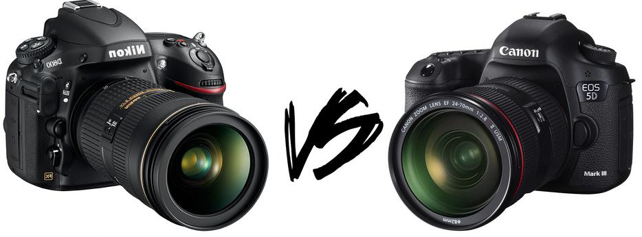 Nikon vs Canon - Temple Of Zoom